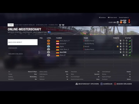 [GER] F1 2018 | VRC Testrennen [PS4] Heat Races Tag 2