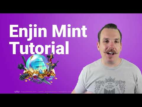 How To Make Your Own Cryptocurrency Tokens Using Enjin Mint