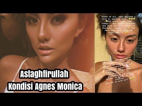 Ada Apa Dengan Agnes Mo.?? Tercengang Melihat Agnes Mo Makin Kurus..
