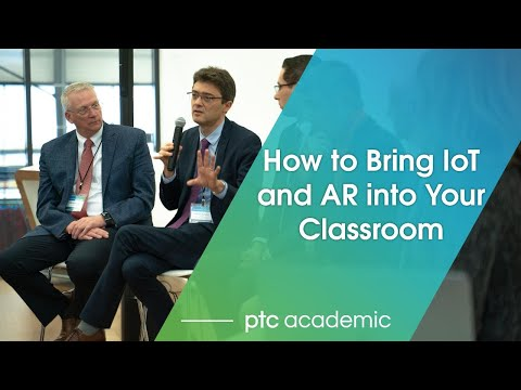How to Bring IoT and AR into your Classroom Part 2 of 5