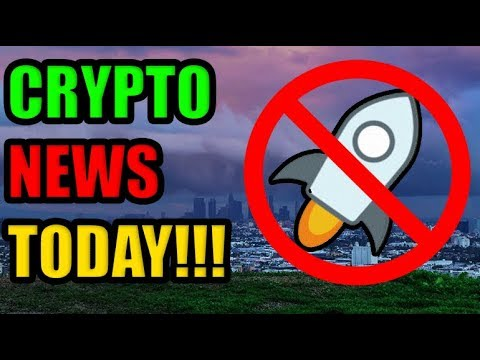 Goodbye Stellar Lumen Rocket Ship! Bitcoin Not Compatible With Samsung Phone? Crypto Movie!?