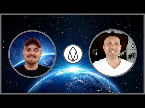 The EOS Podcast #66 – MaxDapp – EOS, Games, Government, & Philosophy