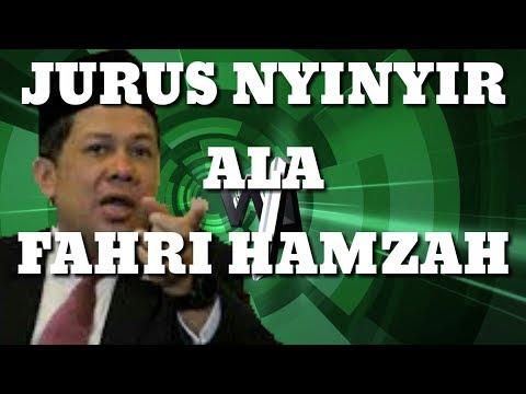 Fahri Bicara Jurus Kepepet karena Ungkapan  Soal Pemecatan Prabowo, Ada Jurus Menangkap Nyinyir