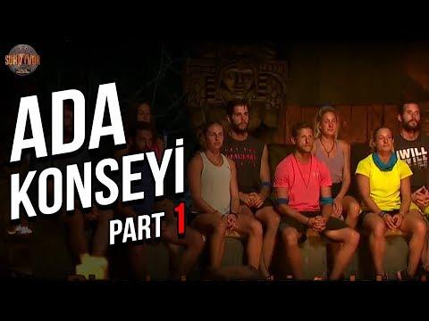 Ada Konseyi 1. Part | 24. Bölüm | Survivor Türkiye – Yunanistan