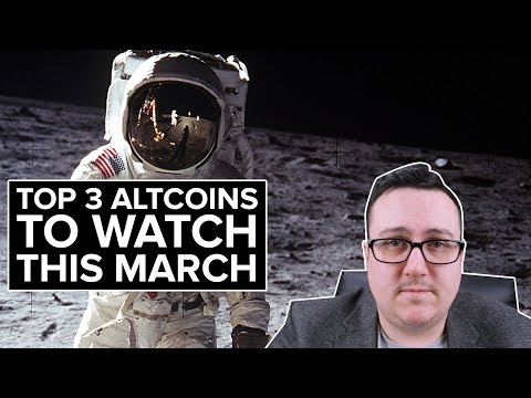 This Coin Is in a BULLRUN of Its Own: 3 Altcoins to Watch out for This March!