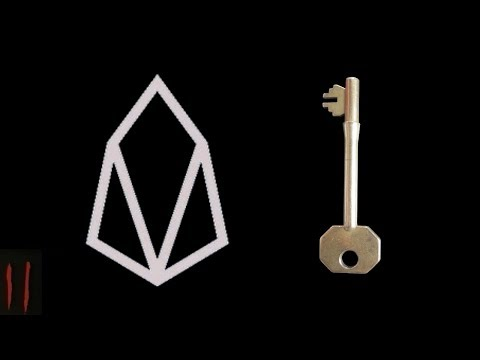 Private Key Piece – EOS Treasure Hunt