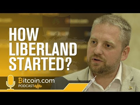 Vit Jedlicka: The founding story of Liberland | Humans of Bitcoin Podcast
