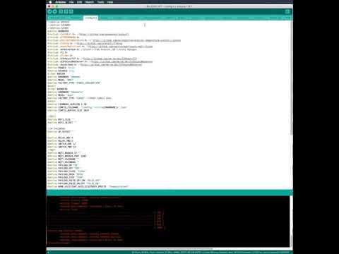 BH Easy Iot – Configuração e Exportação de Binário