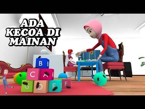 Kecoa Ada Di Mainan yang tidak Terpakai | Kartun Cerita Anak (2019) | KAKINA