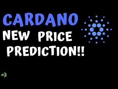 CARDANO (ADA) NEW PRICE PREDICTION