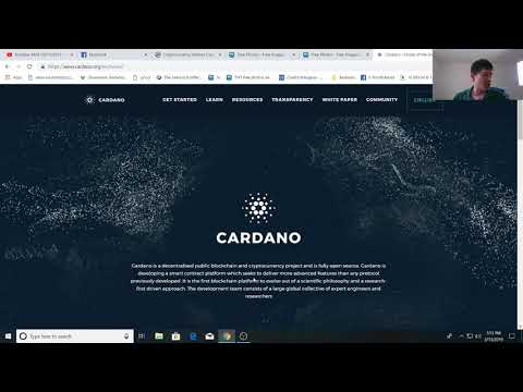 Cardano to moon soon? Shelley to be release in March? Trillion Dollar Crypto? AMA update