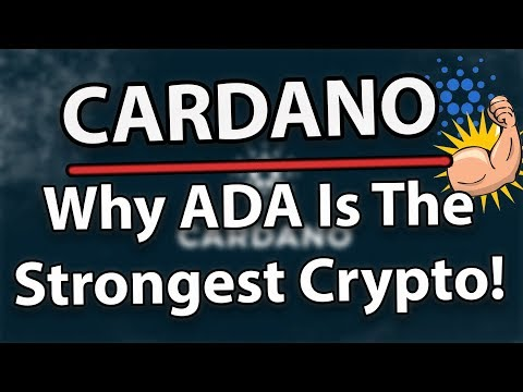 Why Cardano (ADA) Might Become The Strongest Crypto Ever!