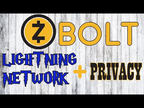 Zcash Scalability | Part 2 | Lightning Network + PRIVACY
