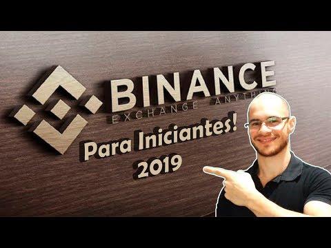 ? Binance para iniciantes – veja como usar essa exchange de Bitcoin! Tutorial 2019