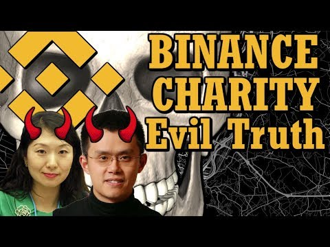 Binance Charity's Darkside: An Evil Past. A Must Watch! Who Is Helen Hai? Part 1 of 2