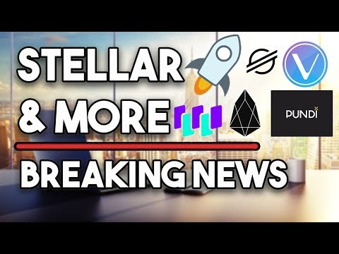 Stellar (XLM) Skyrocket Time Is Over, WaltonChain Coming for VeChain & Pundi X Future?!
