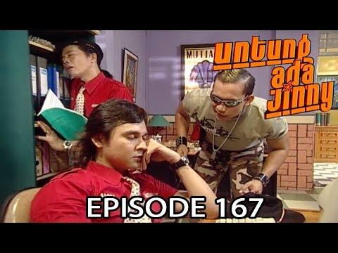 Ngantuk Berat – Untung Ada Jinny Episode 167 Part 1