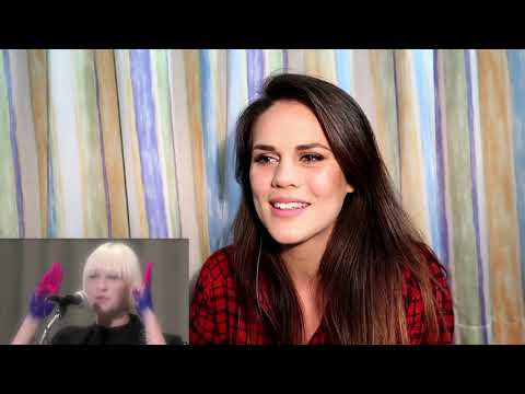Reaction video – Sia (Best performances) by Katarina Kovacevic