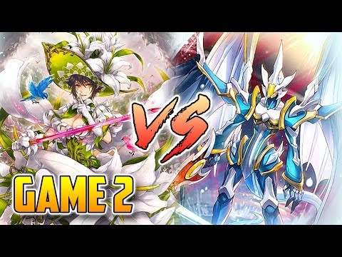 Neo Nectar Vs. Kagero: Game 2! | Standard | Cardfight!! Vanguard