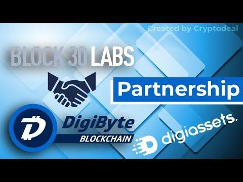 DigiByte – Massive News! – Block 30 Labs Partnership – Will DigiAssets Ignite a Bull Run?