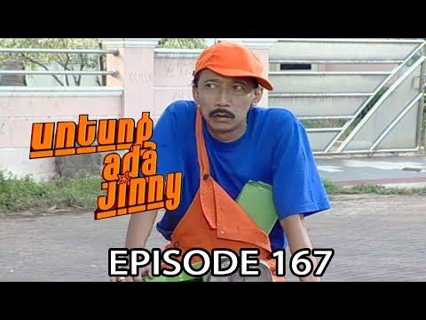 Ngantuk Berat – Untung Ada Jinny Episode 167 Part 2