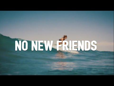 LSD – No New Friends (ft. Sia, Diplo, Labrinth) (Lyrics)