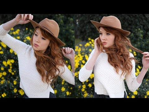 Canon EOS RP vs EOS R 35mm F1.8 RF (Part 3 of 4) w/ @amberrosemcconnell