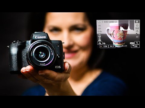 How to READ HISTOGRAM on Canon EOS M50