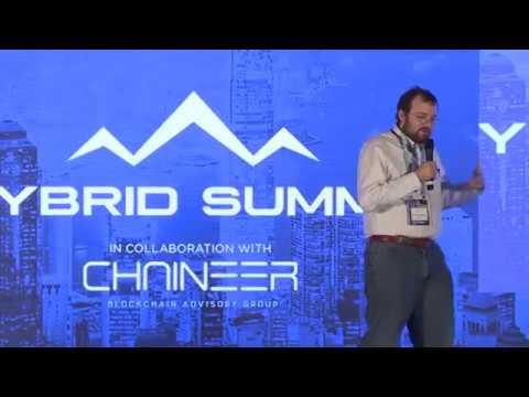 Hong Kong Blockchain Week 2019 – Charles Hoskinson, Input Output (IOHK) & Cardano