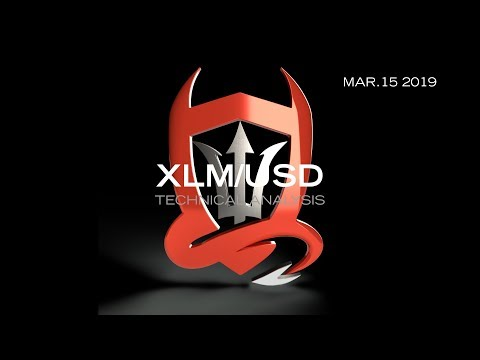 Stellar Lumen Technical Analysis (XLM/USD) : Symmetry Says… [03.15.2019]