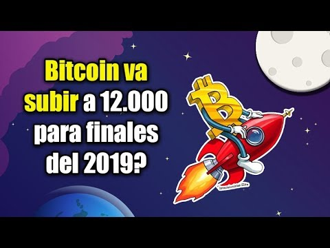 bitcoin va llegar a los 12.000 a finales del 2019?, Lisk comienza a subir