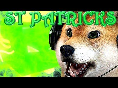"""[?ST PATRICKS? ] Bubble Gum Simulator!?Doge Luck!!??!""""??read description!??"""""""