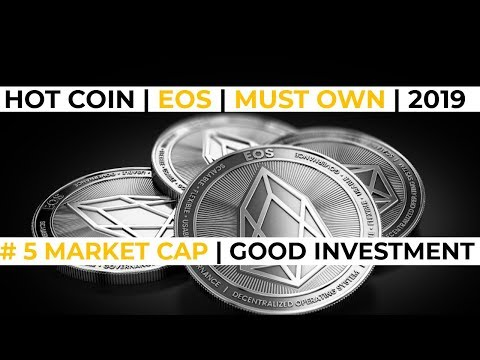 EOS | Must Own Coin | 2019 | Fundamentals Are Strong | Bulls Are Coming
