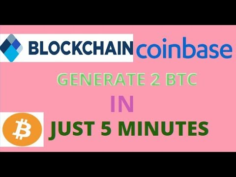 Official Blockchain and Bitcoin miner Generate Upto 2 BTC in just 5 minutes Still working 2018
