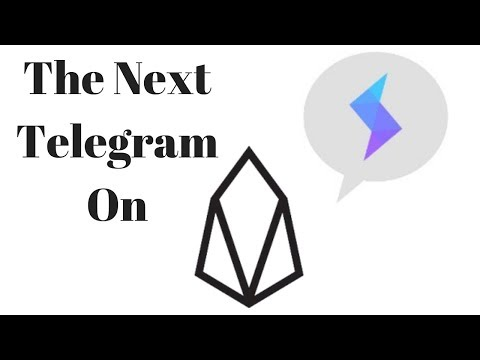 Sense Chat – The Next Telegram LIVE on EOS