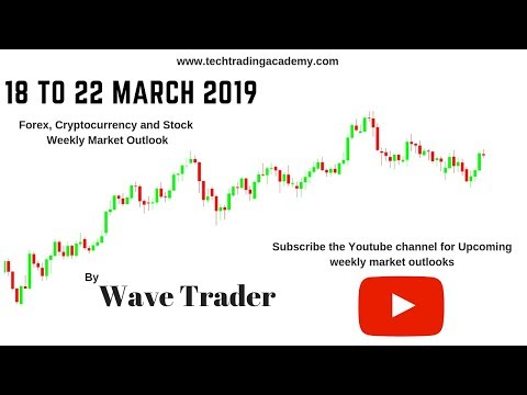 Cryptocurrency, Forex and Stock Webinar and Weekly Market Outlook from 18 to 22 March 2019