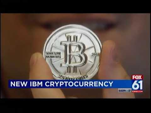 IBM to Explore Stronghold USD Cryptocurrency