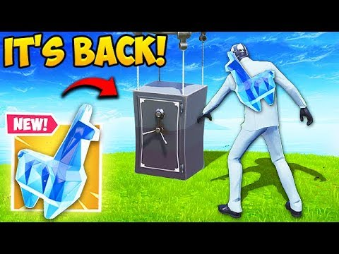 FREE LLAMA BACK BLING + GAME MODE! – Fortnite Funny Fails and WTF Moments! #497