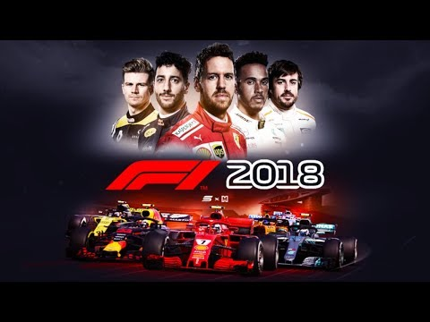 [GER] F1 2018 | VRC F1 Testrennen [PS4]
