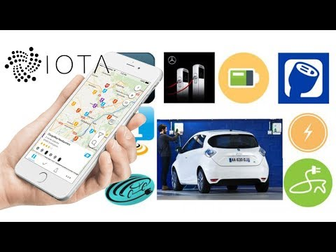 Using IOTA and High Mobility to Build An Electric Vehicle Charging App