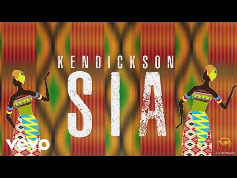 Kendickson – Sia (Lyrics Video)