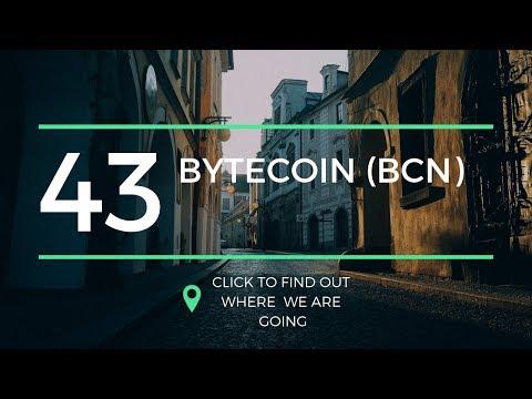 $0.0007 Bytecoin BCN Price Prediction (14 Mar 2019)