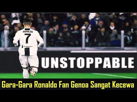 Tak Ada Ronaldo, Fan Genoa Minta Ganti Rugi Tiket Lawan Juventus