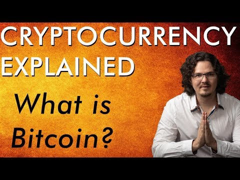 What is Bitcoin? Cryptocurrency Explained – Free Course