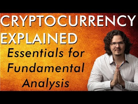 Essential Tips For Fundamental Analysis of Crypto – Cryptocurrency Explained – Free Course