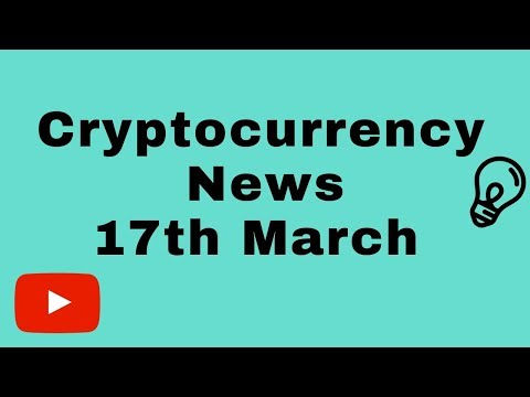 Cryptocurrency News 17.03 – Bitcoin Litecoin Stellar Germany Texas France Anonymous crypto ban
