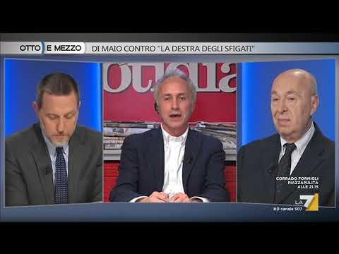 Travaglio: 'Non credo che Salvini per la sua storia personale sia un appassionato di famiglia …