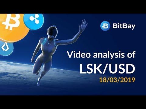 Lisk Price Technical Analysis LSK/USD 18/03/2019 – BitBay