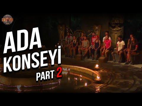 Ada Konseyi 2. Part | 27. Bölüm | Survivor Türkiye – Yunanistan