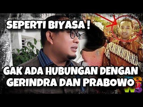 Seperti Biasa: Pem(b)ob0l ATM Gak Ada Hubungan Dengan Gerindra Dan Prabowo! Jujur Aja Napa?